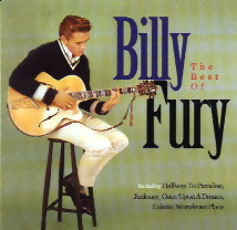 32 Billy Fury - Once Upon A Dream